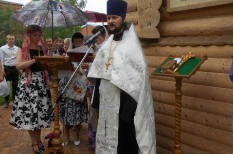 Молебен на всякое доброе дело в ст. Брюховецкой